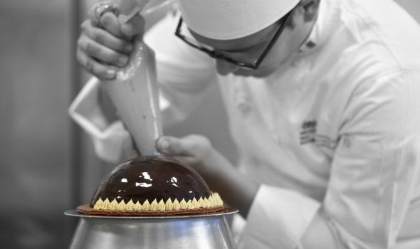 Formation Chef pâtissier de l'Institut Paul Bocuse