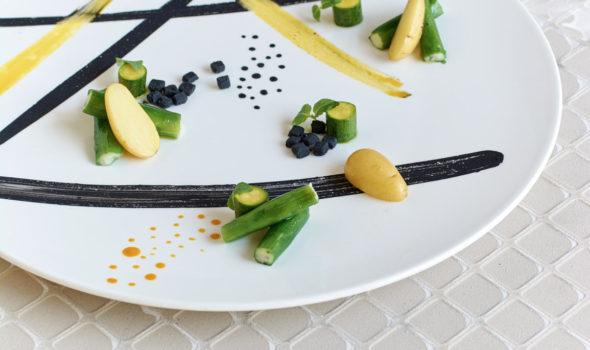 Formation Cuisine végétale de l'Institut Paul Bocuse