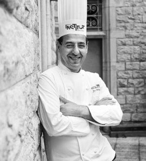 Jean Philippon, chef de cuisine formateur