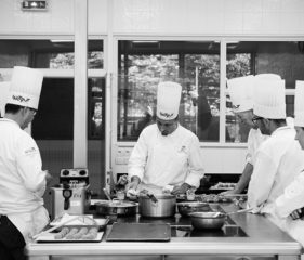 Formation Cuisine & Horizon de l'Institut Paul Bocuse