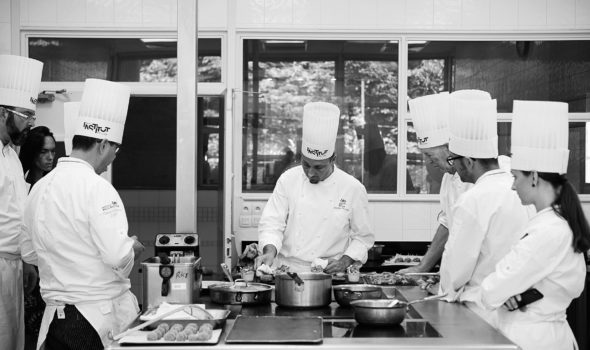 Formation Cuisine & Horizon de l'Institut Paul Bocuse