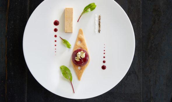 Formation Foie gras de l'Institut Paul Bocuse